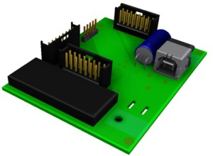 Joystick Encoder Card