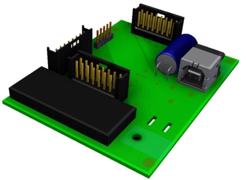 USB Encoder-cards - Keytouch Technology
