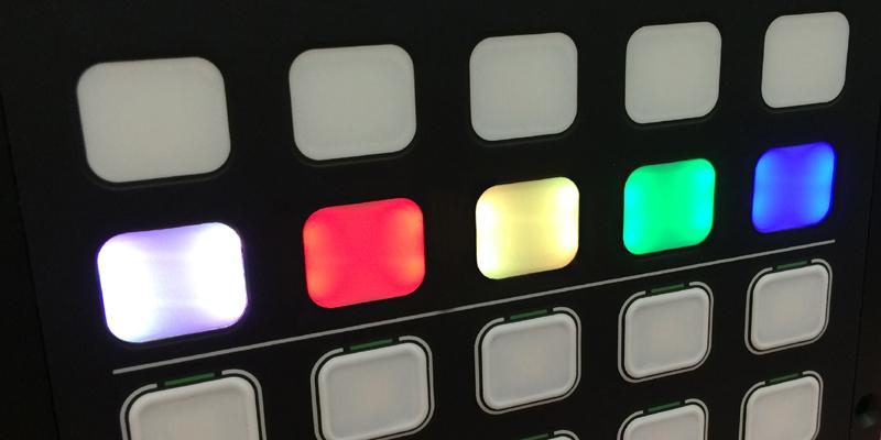 RGB-Indicator